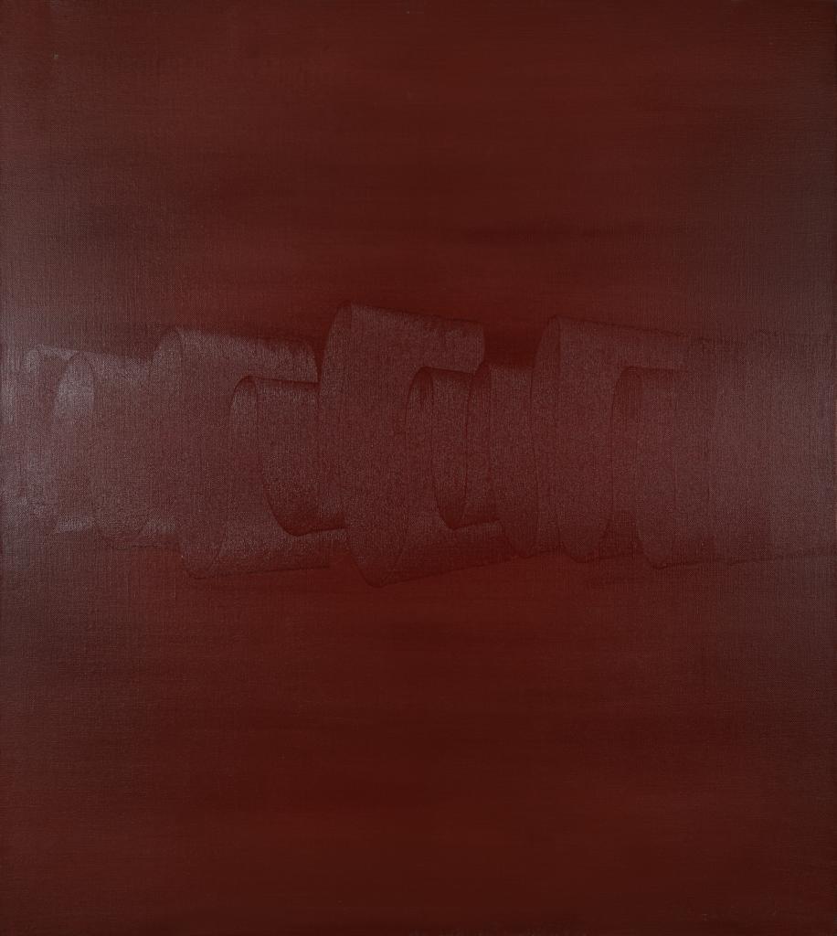 Oil on canvas. 180 x 170 cm